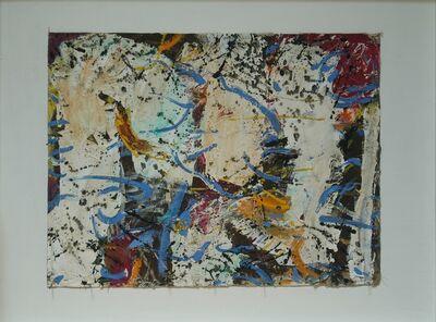 Romul Nutiu, 'Origins Blue', 1980
