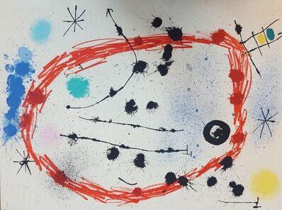 Joan Miró, 'Broken Circle', 1964