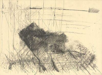 John Katz, 'Smudged Diagonals', 1971