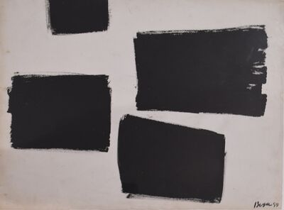 Peter Busa, 'Untitled', 1959