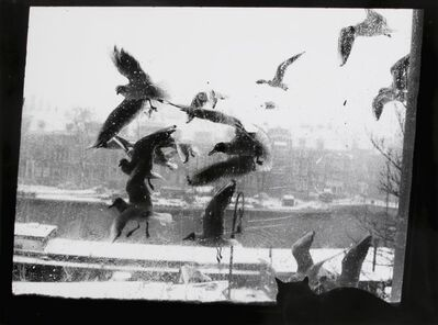 Ed van der Elsken, 'Prinsengracht, Amsterdam', 1958