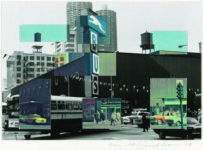Kenneth Josephson, 'Chicago', 1969
