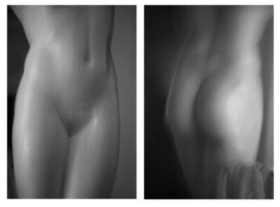 Luca Artioli, 'Roman Statue Study 7 and 8', 2014