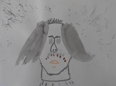 Ashley Hans Scheirl, 'Funny Face', 2009