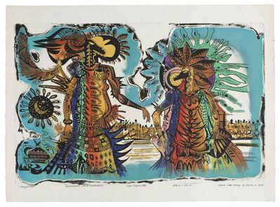 David H. Dale, 'Masquerades', 1984