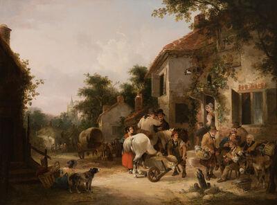 William Joseph Shayer, 'Country Life', 19th Century