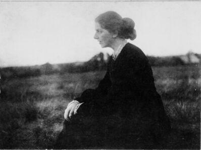'Paula Modersohn-Becker in Worpswede', 1905