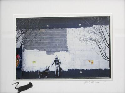 Blek le Rat, 'Sheep', 2008