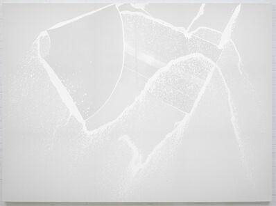 Daniel Lergon, 'lacquer on retroreflective fabric', 2013