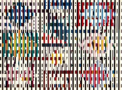 Yaacov Agam, 'Untitled ', 1978