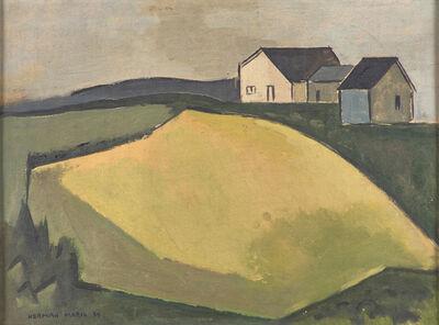 Herman Maril, 'Sand Hollow', 1934