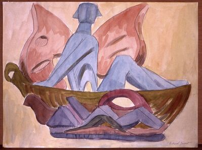 Richard Barnet, 'Boat Angel', 2004