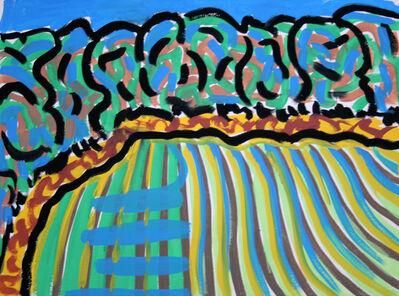 Damon Freed, 'Paper Landscape #2', 2017