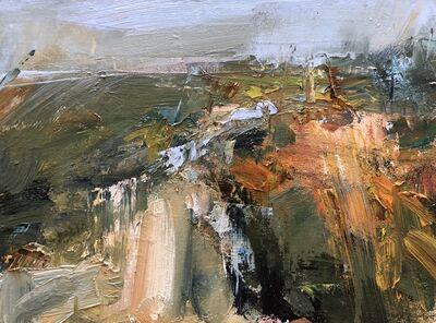 Georganna Lenssen, 'Mustard and Green', 2018