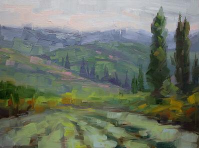 Kirsten Savage, 'Arezzo Park', 2019