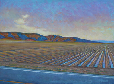 "Howard Post, '""Farming out West""', 2018"