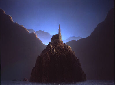 Didier Massard, 'Cathedral', 1993