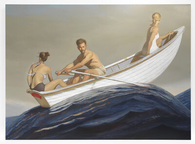 Bo Bartlett, 'The Promised Land', 2015
