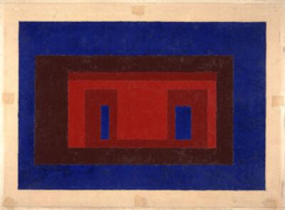 Josef Albers, 'Variant/Adobe', 1947