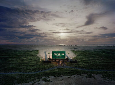 Thomas Wrede, 'Drive in theatre', 2009