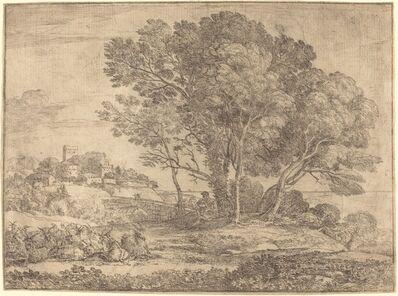 Claude Lorrain, 'The Goatherd (Le chevrier)', 1663