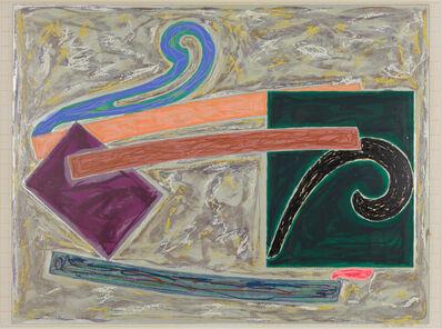 Frank Stella, 'Inaccessible Island Rail', 1977