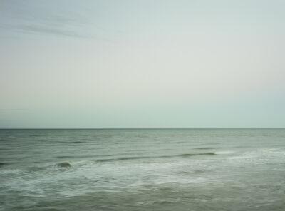 Donald Weber, 'Gold Beach - April 27, 2015, 8:25pm. 5ºC, 75% RELH, Wind W, 10 Knots. VIS: Good, Clear', 2015