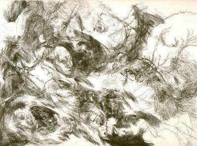 Oliver Lee Jackson, 'Intaglio Drypoint I', 1985
