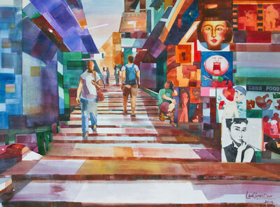 Lam Siong Onn 藍祥安, '#10 Pottinger Street', 2014