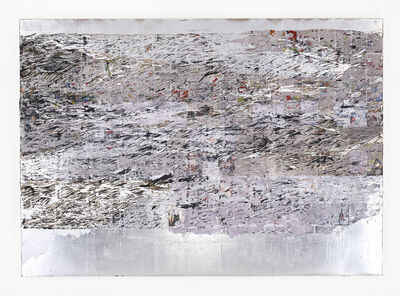 Mark Bradford, 'Mississippi Gottdam', 2007