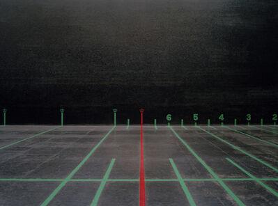 Elliott Wilcox, 'Real Tennis 07'