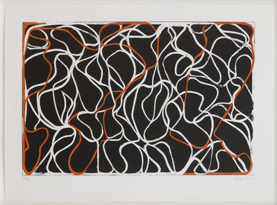 Brice Marden, 'Richard's Muse', 2001