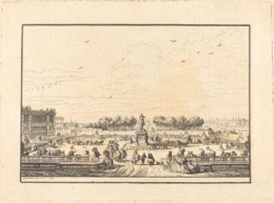 Jean-Michel Moreau, 'Place de Louis XV', 1770