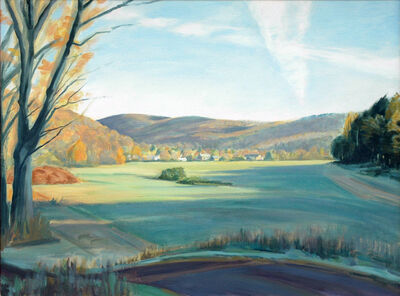 Richard Kirk Mills, 'First Frost Early Morning', 2014