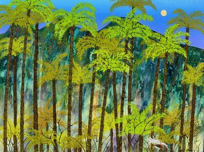 Peter Coad, 'Lyre Bird Jamison Valley - Blue Mountains', 2013-2014