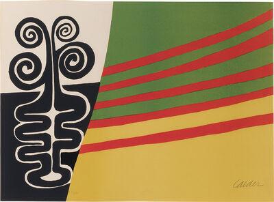 Alexander Calder, 'Violin'