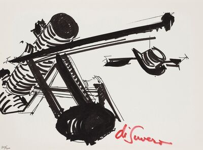 Mark di Suvero, 'Untitled', 1973