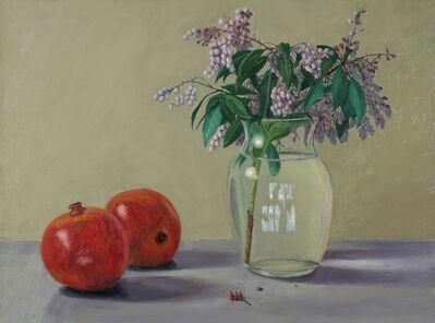 Douglas Newton, 'Pomegranates', 2017
