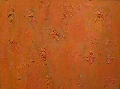 Ralph Wickiser, 'Grey Orange', 1953
