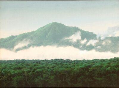 Tomás Sánchez, 'La Ascención de la Niebla', 1990
