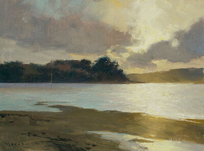 Donald W. Demers, 'A New Day, Pleasant Bay, Orleans, Massachusetts', 21st Century