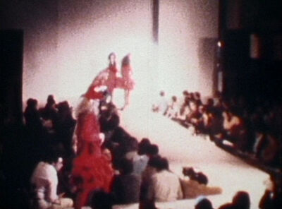 Delia Cancela, 'Impressions, Pablo et Delia', 1979