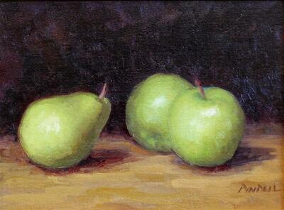 Pamela Pindell, 'Green Apples', 2017