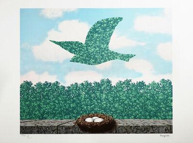 René Magritte, 'Le Printemps (Spring)', 2004