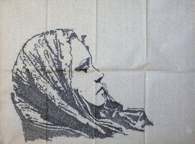 Evelyn Aguilar Sánchez, 'Selfportrait or unveiled shadow', 2017