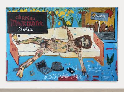 Jordan Sullivan, 'Reclining Nude', 2019
