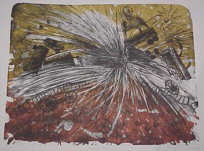 Maximino Javier, 'CHOQUE DE CARGUEROS ', 1996