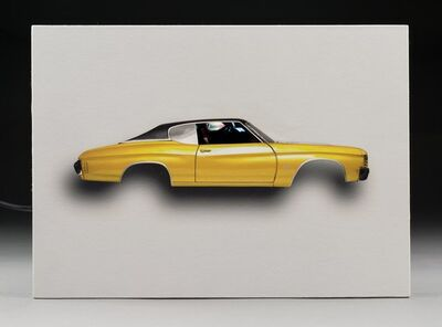 Peter Sarkisian, '1972 Chevy Chevelle, from Registered Driver Series', 2008