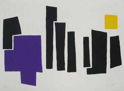 Mathias Goeritz, 'Vista superior de nueve torres', 1989
