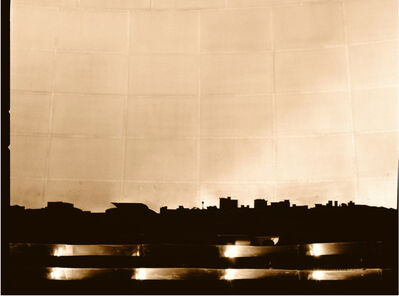 Alessandro Balteo-Yazbeck, 'South Silhouette: Universidad Central de Venezuela Fragment, Humboldt Planetarium, c. 1960. Nostalgic Apparatus, Caracas: Heaven's branch on earth', 1998